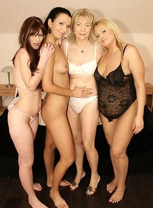 Mature ladies nude movies