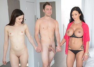 Free MILF vs Boy Porn Pictures